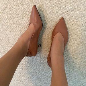 Mauve Heels